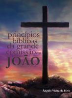 Princípios Bíblicos da Grande Comissão em João