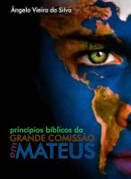 Princípios Bíblicos da Grande Comissão em Mateus
